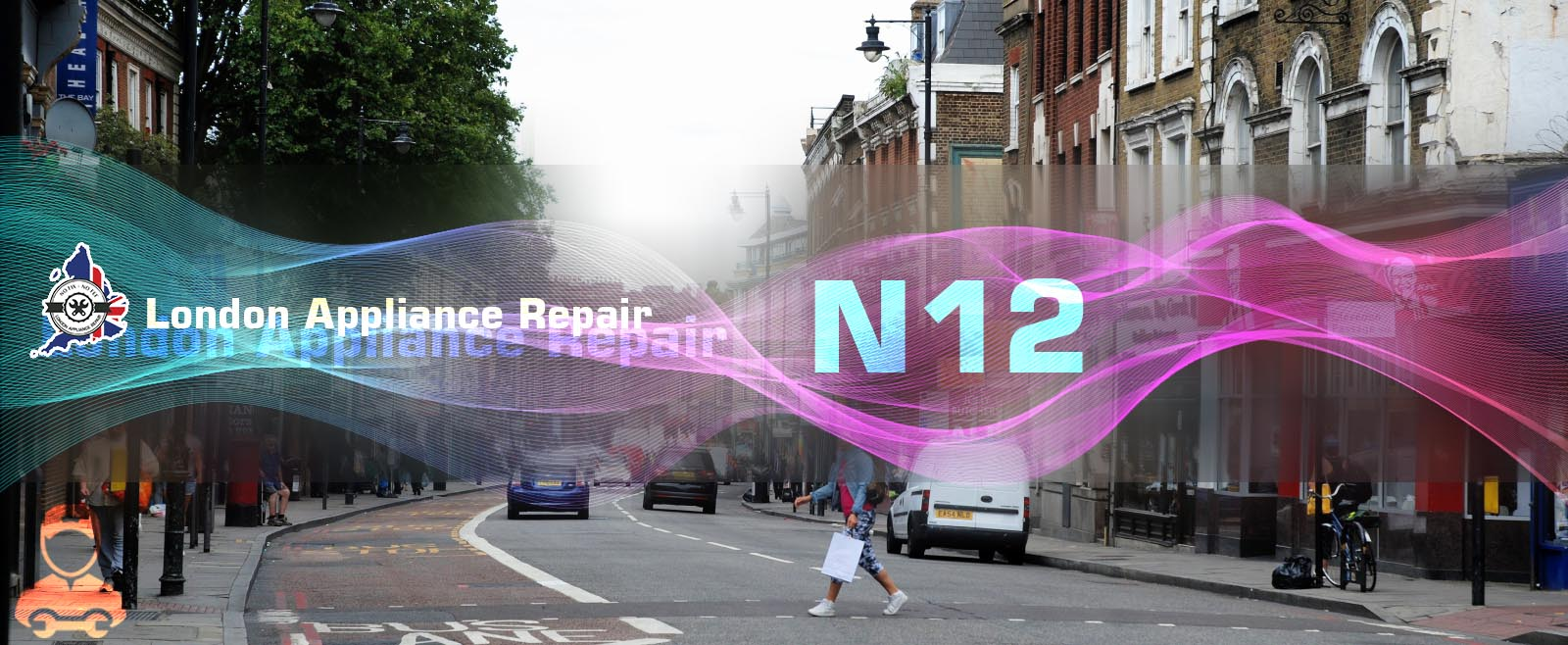 N12 domestic appliance repair london