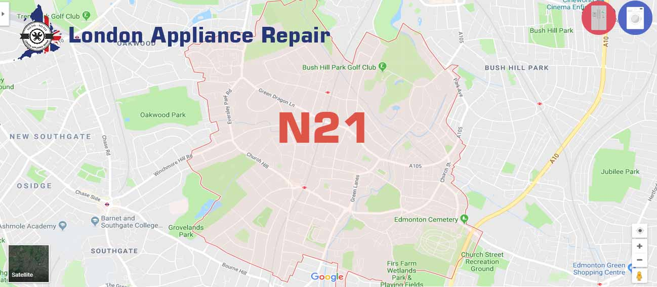 London Appliance Repair in N21