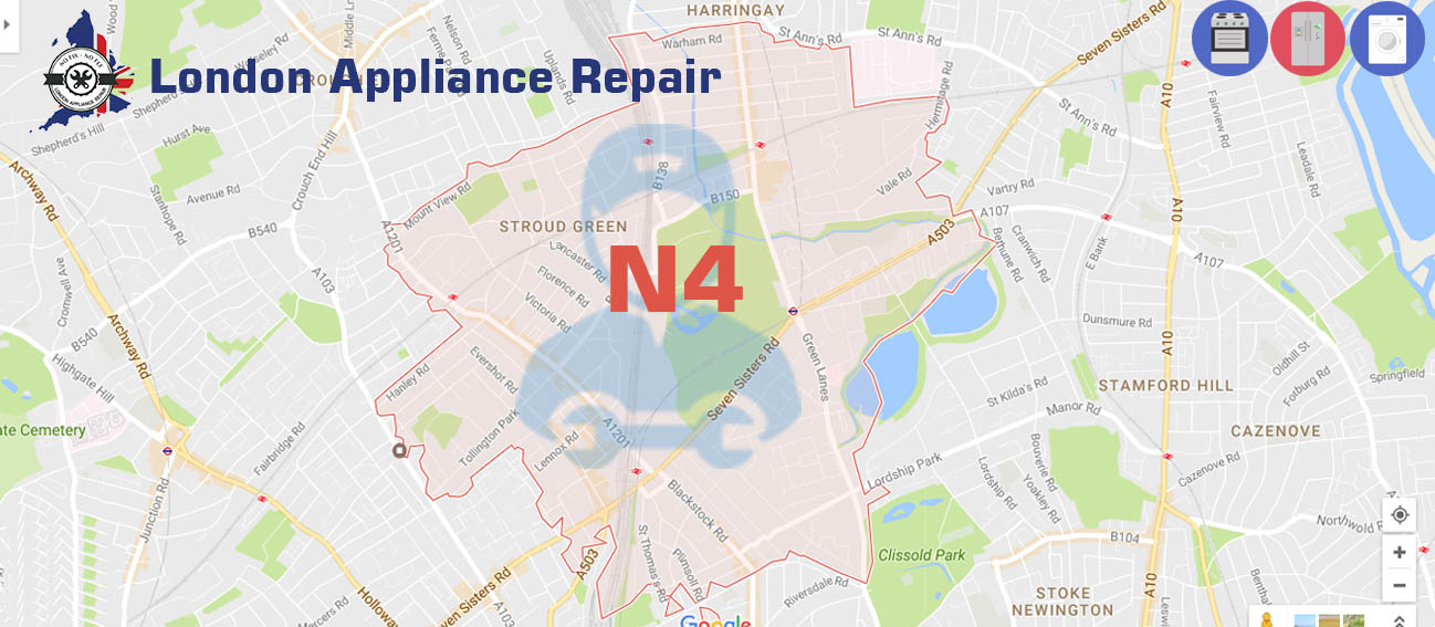N4 appliance repair