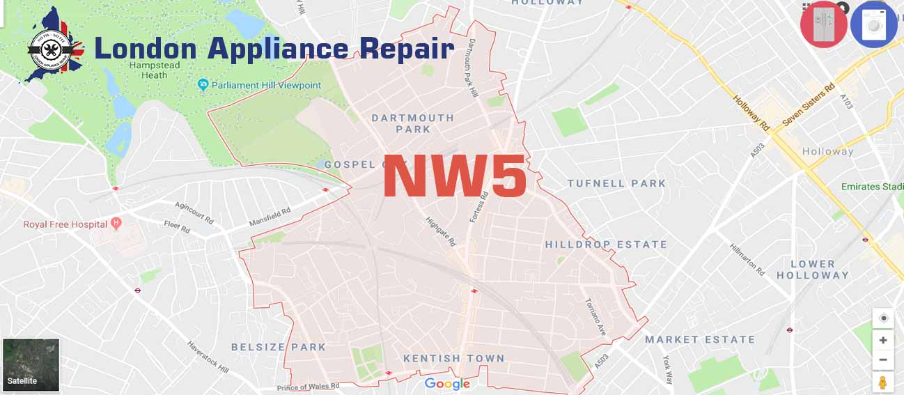 London Appliance Repair in NW5