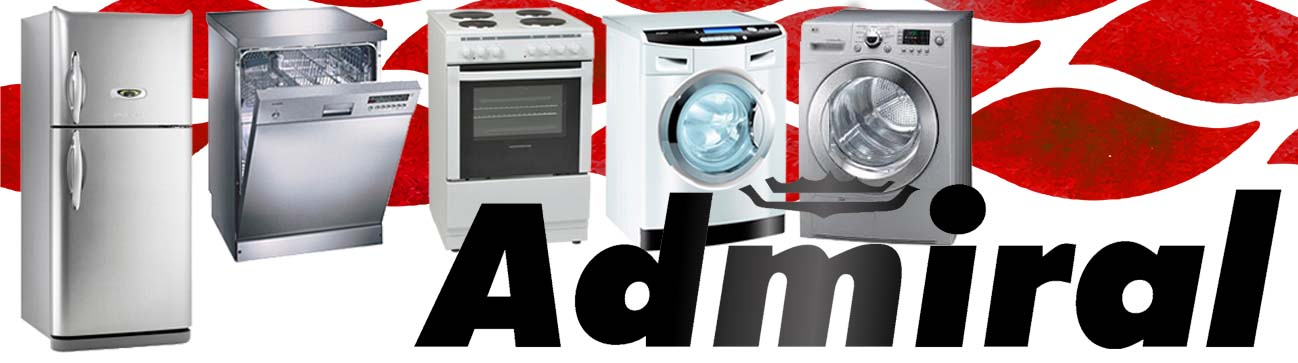admiral appliances repair
